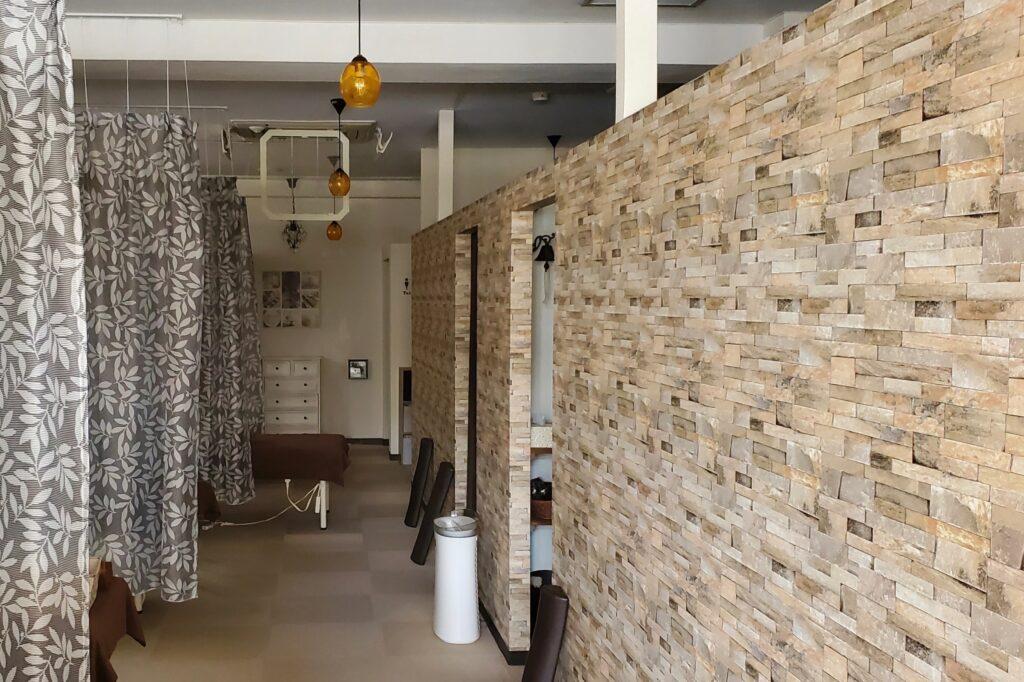 大分市都町 楽しおん都町店 店内の様子2 除菌100店舗計画SAKAI株式会社