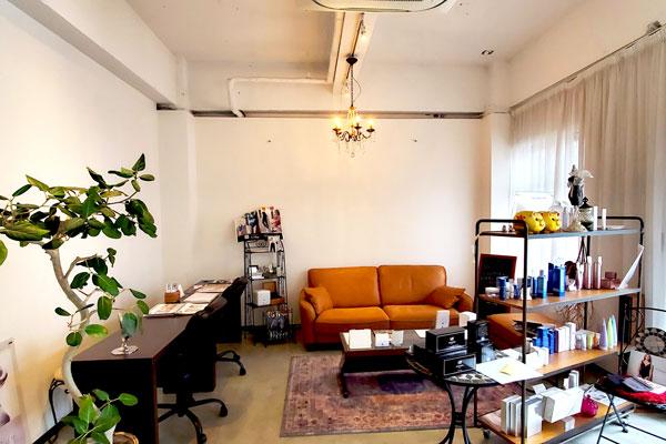 大分市金池町 allure(アリュール)の様子 除菌100店舗計画SAKAI株式会社